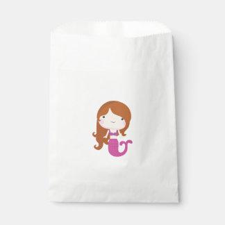 Mermaid Favour Bag