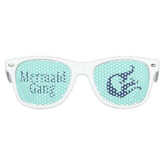 Mermaid Gang Party Shades Sunglasses