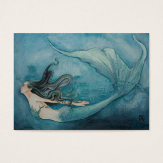 Mermaid Gift Tag 2