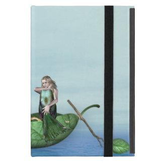 Mermaid Gondola iPad Mini Cases