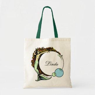 Mermaid Hand/ Tote Bag