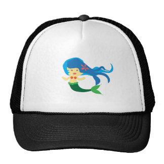 Mermaid Mesh Hats