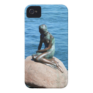 Mermaid in Denmark iPhone 4 Covers