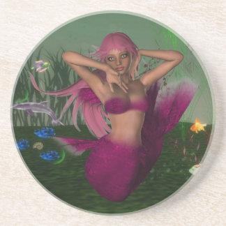 Mermaid in Sea Coaster