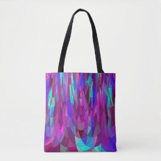 Mermaid in Turquoise.... Tote Bag