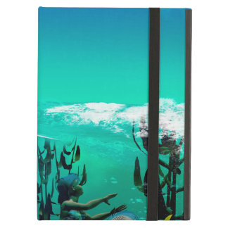 Mermaid iPad Air Cases