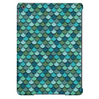 Mermaid iPad Case | {Teal}