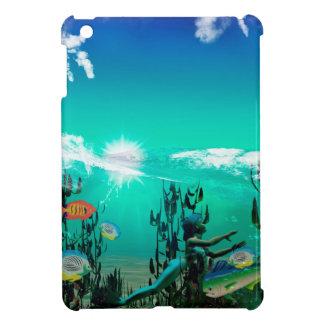 Mermaid Cover For The iPad Mini