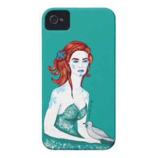 Mermaid iPhone 4 Cover