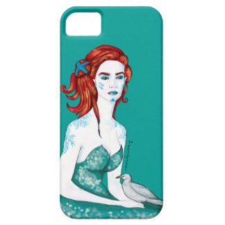 Mermaid iPhone 5 Case
