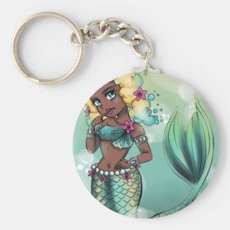 Mermaid Key Ring