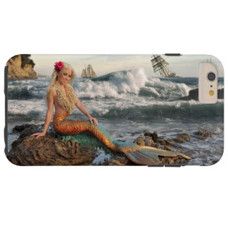 Mermaid Lagoon Tough iPhone 6 Plus Case