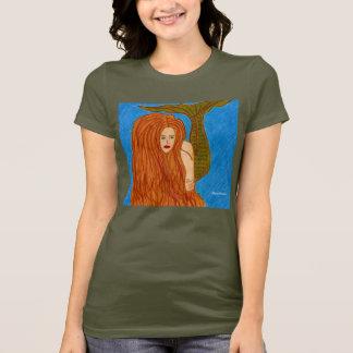 mermaid laying down T-Shirt