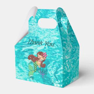 Mermaid Life Favor Box