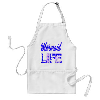 Mermaid Life FB.com/USAPatriotGraphics © Standard Apron