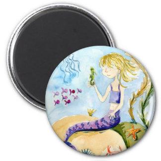 Mermaid Magic magnet