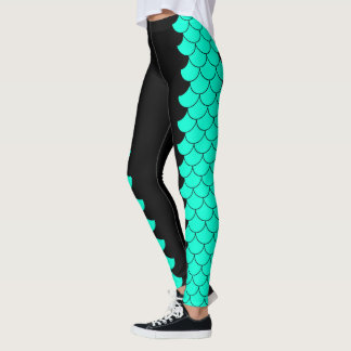 Mermaid Metamorphosis Leggings
