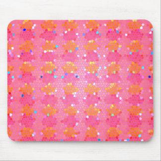 Mermaid Mosaic Mouse Pad