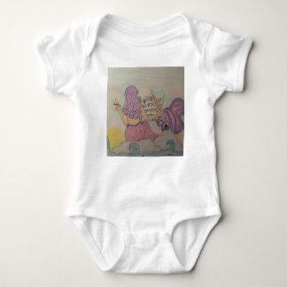 Mermaid Music Baby Bodysuit