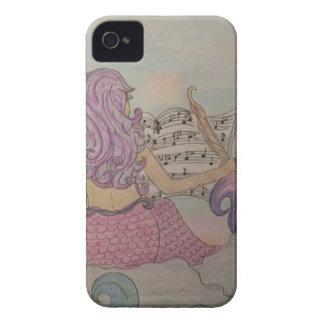 Mermaid Music iPhone 4 Cover