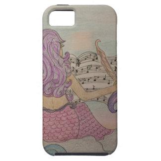 Mermaid Music iPhone 5 Covers