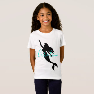 Mermaid Name Shirt