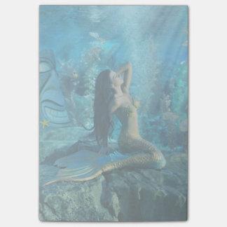 Mermaid Oasis Post-it Notes
