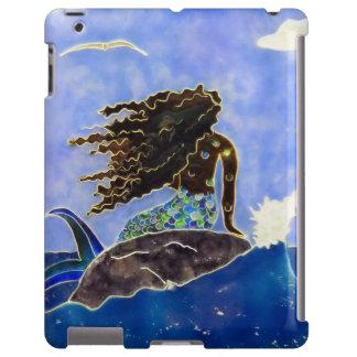 Mermaid & Ocean iPad Case