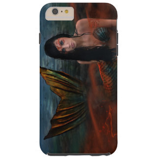 Mermaid of Atlantis Tough iPhone 6 Plus Case