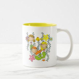 Mermaid Party Mugs