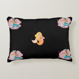 Mermaid Polyester pillow
