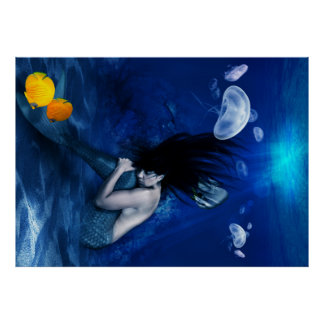 Mermaid Poster