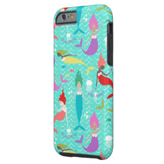 Mermaid Princess Phone Case