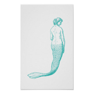 Mermaid Print