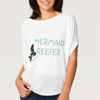 Mermaid reefer blouse T-Shirt