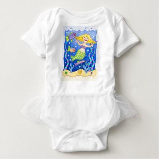 Mermaid Ruffle T-shirt