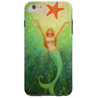Mermaid 's Star iPhone 6 Plus case