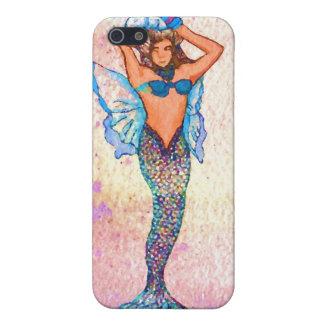 Mermaid Sable Fantasy Art Sea Mermaids iPhone 5/5S Cover