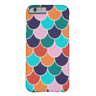 Mermaid Scales Barely There iPhone 6 Case