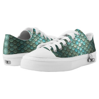 Mermaid Scales Sneaker
