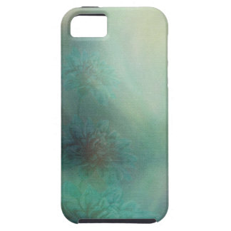 Mermaid Sea Blue Green Underwater Flowers iPhone 5 Case