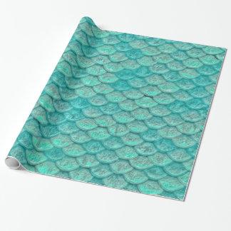 Mermaid Sea Green Scales