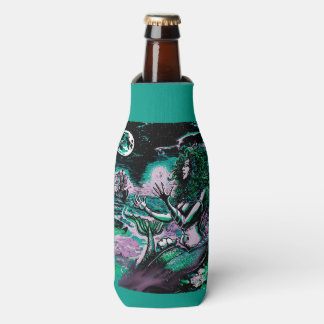 Mermaid Siren Atlantis Pearl Bottle Cooler