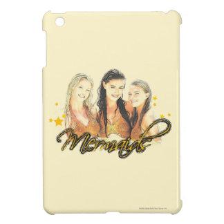 Mermaid Sketch iPad Mini Case