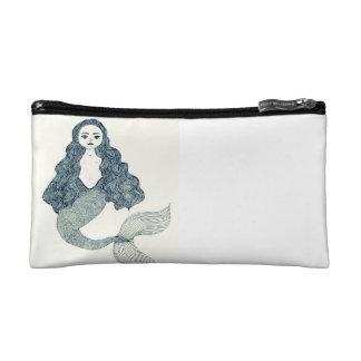 Mermaid Small Makeup Case Makeup Bags