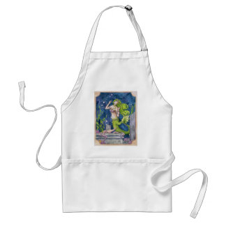 Mermaid Standard Apron