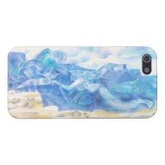 Mermaid Stanislav Stanek iPhone 5 Case