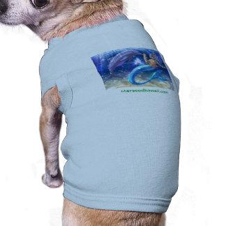mermaid, starseedhawaii.com sleeveless dog shirt