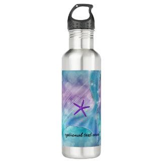 Mermaid Tail Enchanted Under The Sea 710 Ml Water Bottle