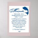 Mermaid: The Ocean's Dreamer Poster